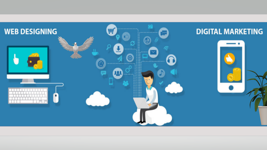 MK DigitalMare - Top web design and Digital marketing company in