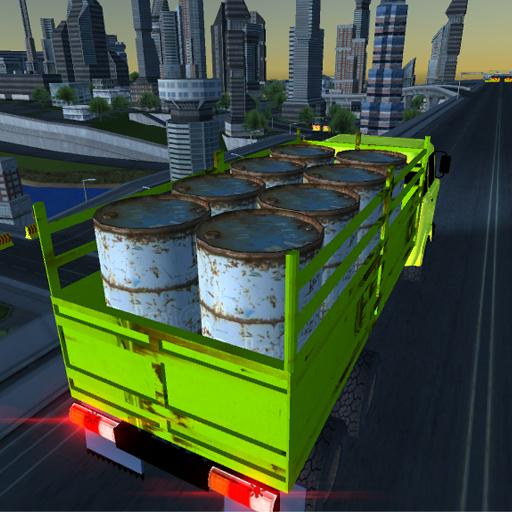 City Truck Driver (game)