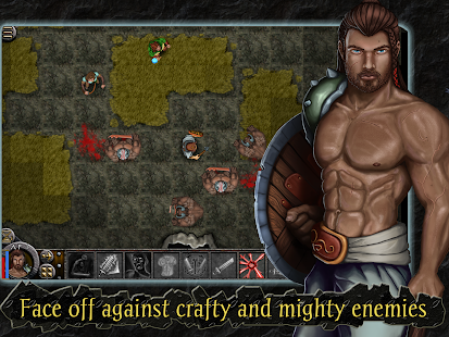 Heroes of Steel RPG Screenshot 7
