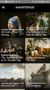 Second Canvas Mauritshuis- screenshot thumbnail
