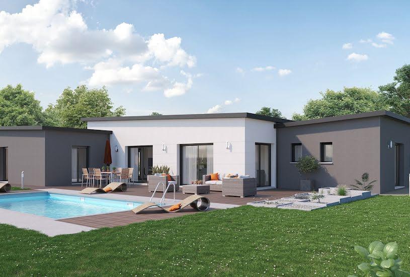 Vente Terrain + Maison - Terrain : 1585m² - Maison : 117m² à Saint-Sauveur (86100)