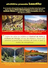 Photo: Un País de Africa: Lesotho