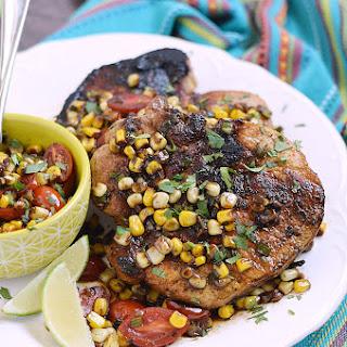 Southwest Pork Chops Recipe