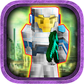 Pixel Shooter Clash Mini Game