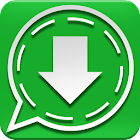 Status Downloader icon