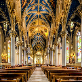 Basilica of Notre Dame by Andre Arnold - Buildings & Architecture Places of Worship ( newdawntravel.net, andre arnold, newdawnphoto.net, andre m. arnold, new dawn photo & travel, newdawnphotoblog.wordpress.com, new dawn photo )