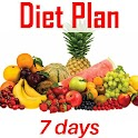 Diet Plan - Weight Loss 7 Days icon