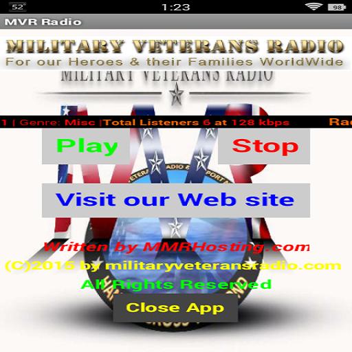 Military Veterans Radio