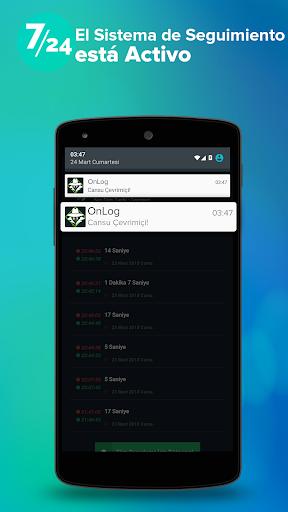 OnLog screenshot 2