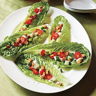 Caesar Salad Bites
