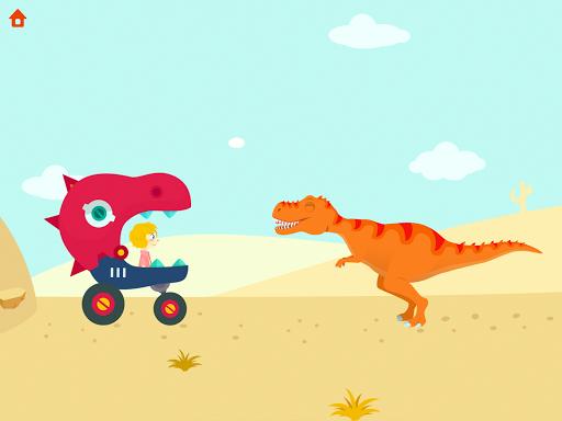 Jurassic Dig - Dinosaur Games for kids apkpoly screenshots 8
