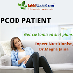 Right Diet Plan for PCOD Patients | PCOD Patients | TabletShablet