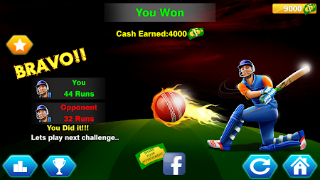 Cricket T20-Multiplayer Game 1.0.80 screenshot 2089446