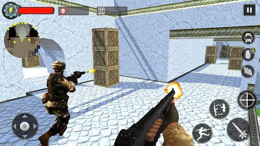 Mission IGI Contre Fury Sniper3d Commando Shooter  captures d'écran 2