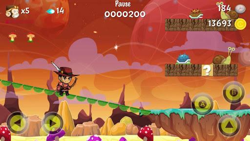 Capturas de pantalla de Super World 8