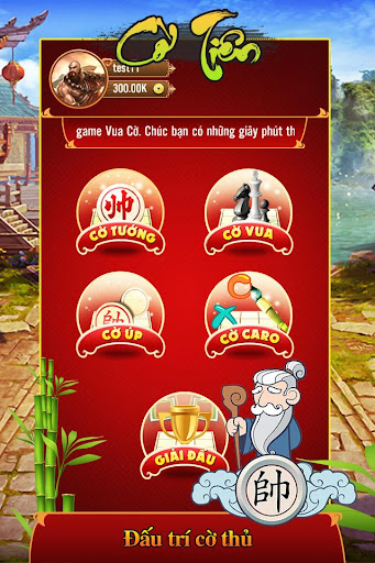 Co Tuong, Co Up Online - Co Tien 4.1 screenshots 4