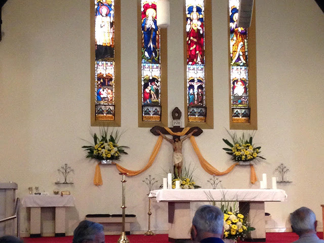 St Francis Xavier, Easter Vigil 2016