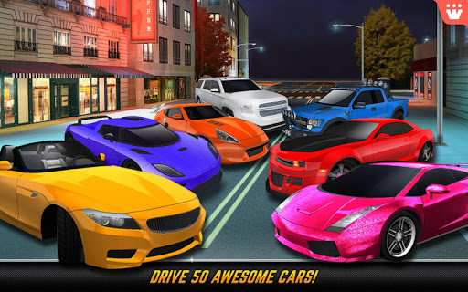 Car Driving & Parking School  screenshots 5
