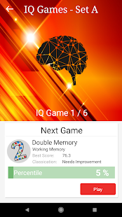 IQ Games Pro Screenshot