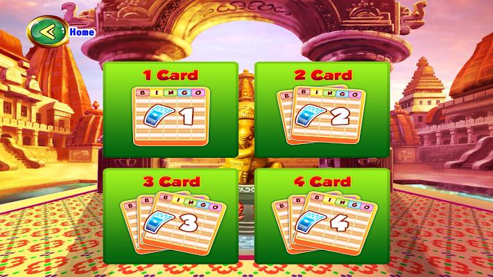 Bingo Crazy - screenshot