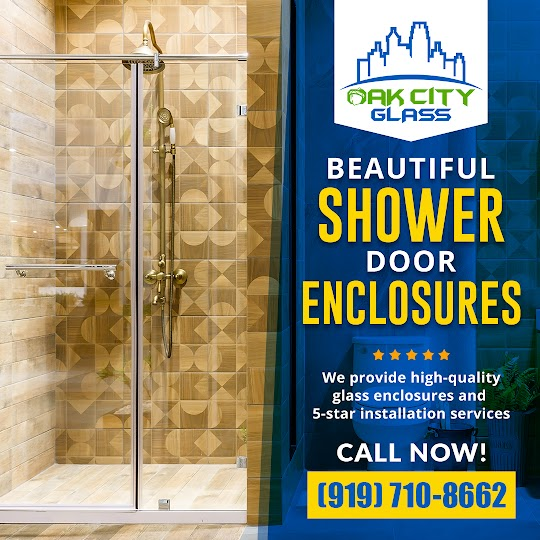 shower door company