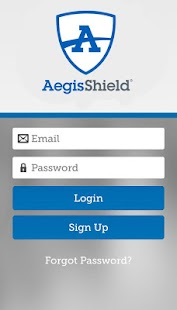 Aegis Shield Mobile screenshot