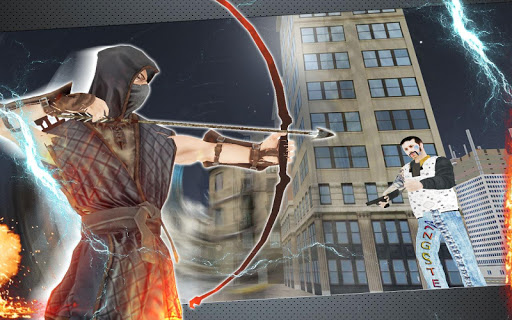 Ninja Assassin:Shinobi Warrior