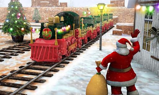 Christmas Train Maze Sim 2016