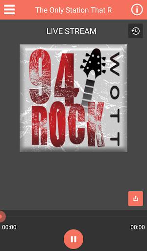 94 Rock WOTT FM