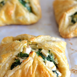 Chicken Pastry Parcels Recipes.