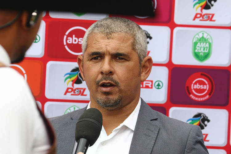 Former Bafana Bafana player Clinton Larsen has reportedly replaced Joel Masutha as Chippa United's coach