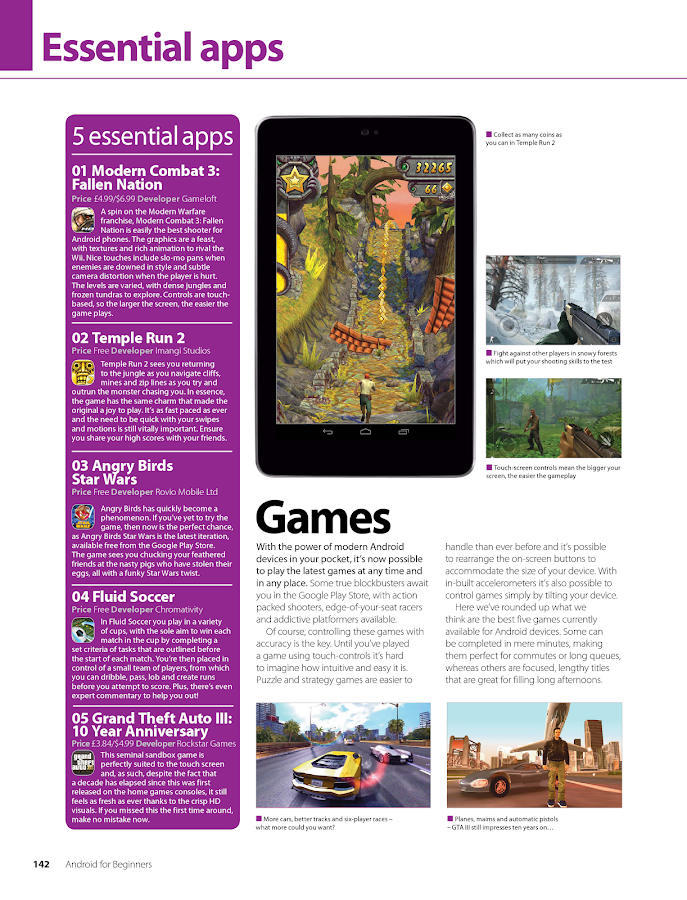 Android For Beginners 3rd Revised Edition- screenshot
