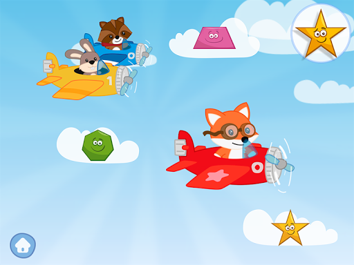 baby shapes & colors free screenshot 1