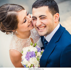 Wedding photographer Danil Kiselev (Kiselev). Photo of 23.10.2014