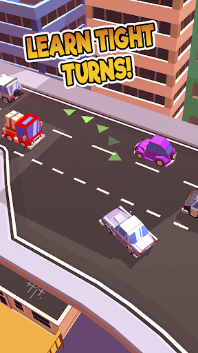 Taxi Run - Crazy Driver  screenshots 3