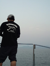 Photo: うおーっ! 早速、野田番長! あざーっす!「MEG-Me。」Tシャツの着用!ありがとうございます!