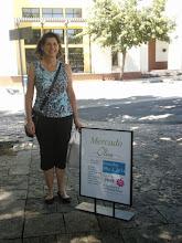 Photo: Mercado Oliva sign 5/3/14