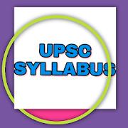 UPSC Syllabus 2020