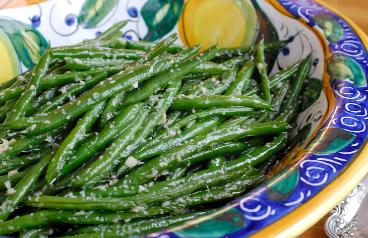 String Beans With Ginger and Garlic Recipe | Yummly