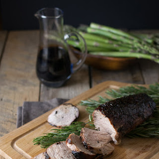 Rosemary and Balsamic Pork Roast
