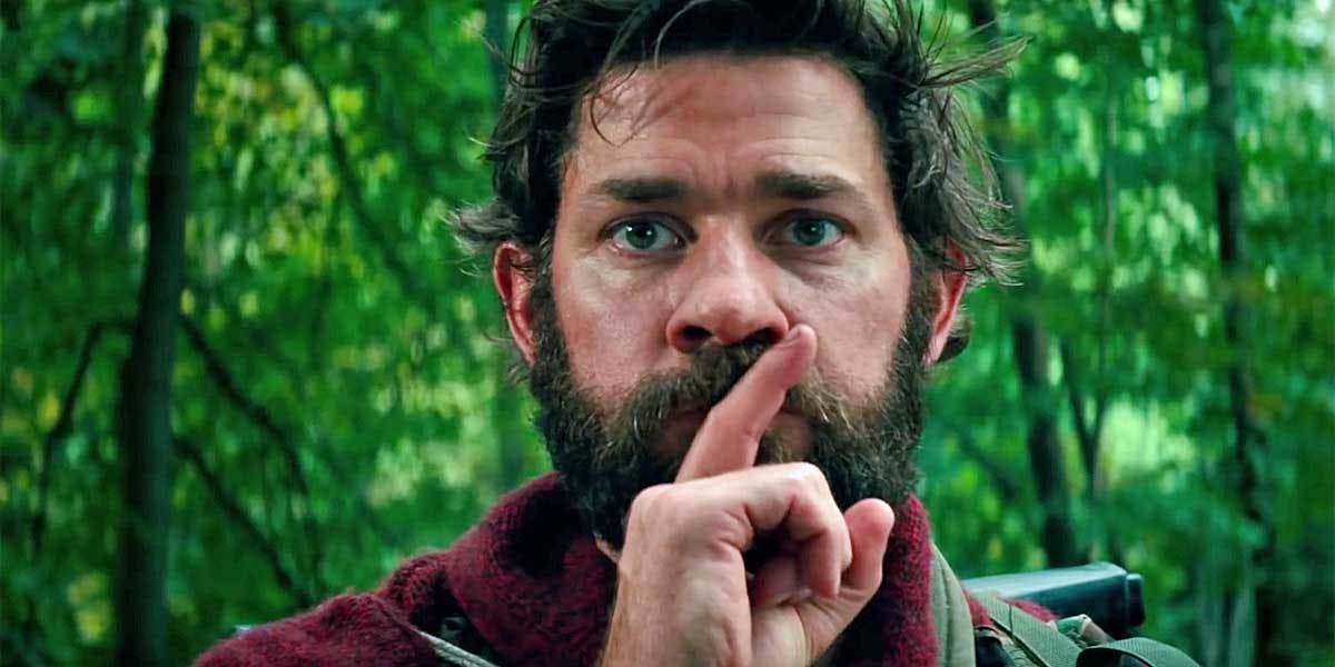 Krasinski Responds to'A Quiet Place' Film About White People With Guns |  IndieWire