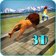 Game Angry Lion City Attack 3D APK for Windows Phone