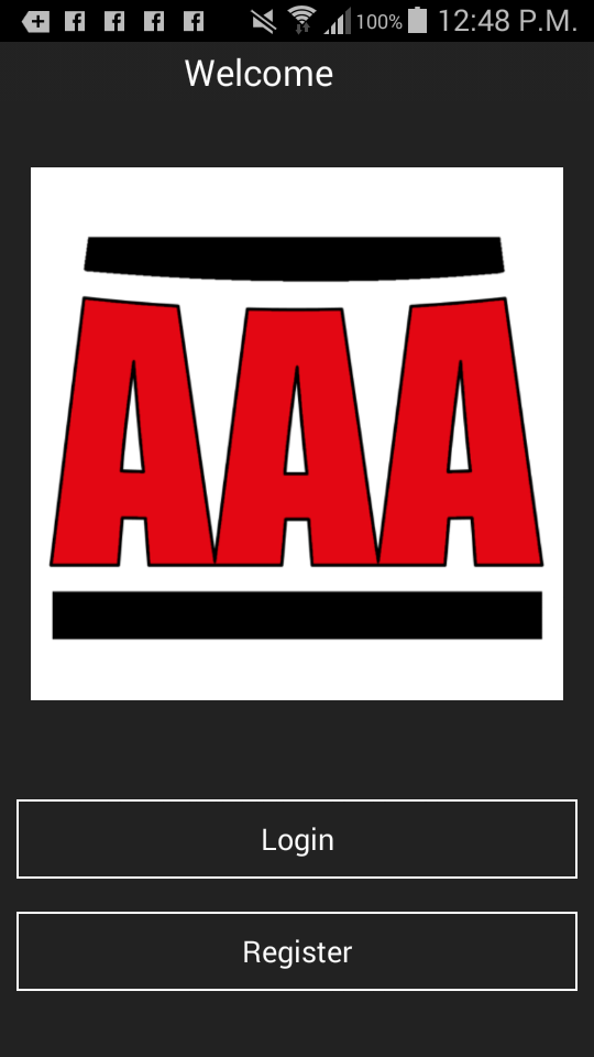 Скриншот AAA Taxis and Private Hire