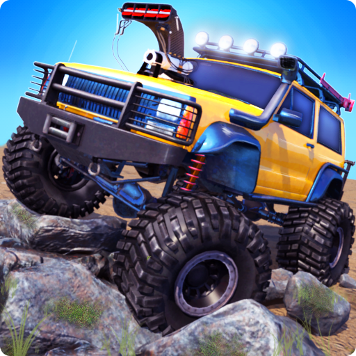Off Road Monster Truck Driving - SUV Car Driving