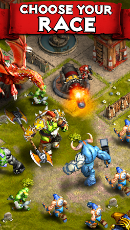 Heroes of War: Orcs vs Knights 1.2.4 screenshot 30492