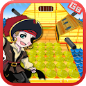 Coin Pusher - Queen Pirates icon