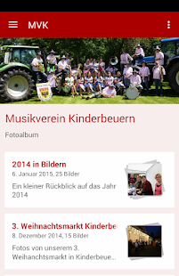 Musikverein Kinderbeuern- screenshot thumbnail