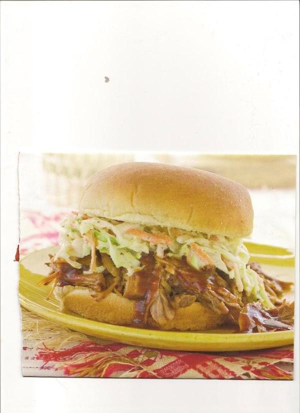 North Carolina Pulled Pork Sandwich Recipe