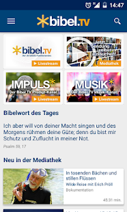 Bibel TV- screenshot thumbnail