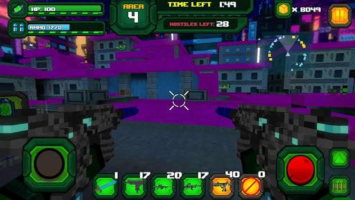 Code Triche Rescue Robots Sniper Survival APK MOD screenshots 6